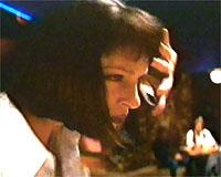 Pulp Fiction Bilder: Vincent und Mia 2_24