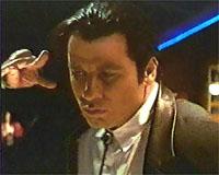 Pulp Fiction Bilder: Vincent und Mia 2_25