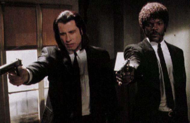 Pulp Fiction Bilder - Die Bonnie Situation 4_01