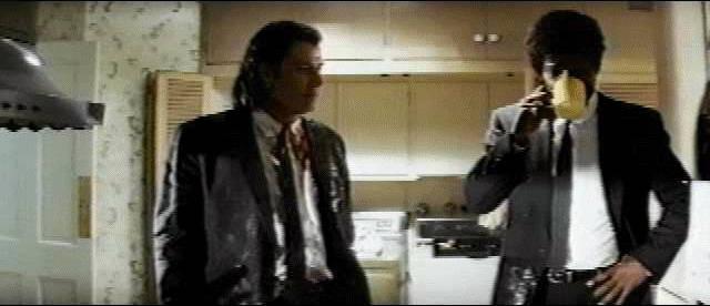 Pulp Fiction Bilder - Die Bonnie Situation 4_04