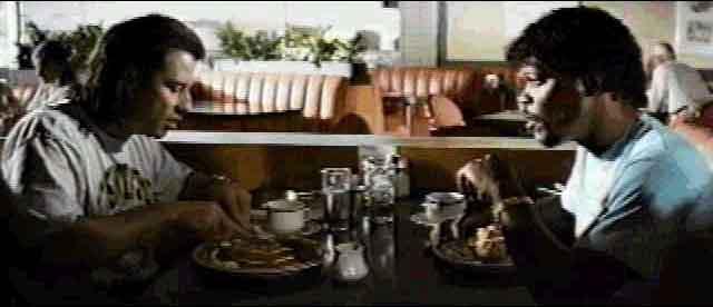 Pulp Fiction Bilder - Die Bonnie Situation 4_17